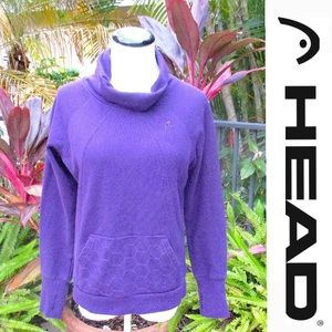 Head Active Cowl Neck Sweater